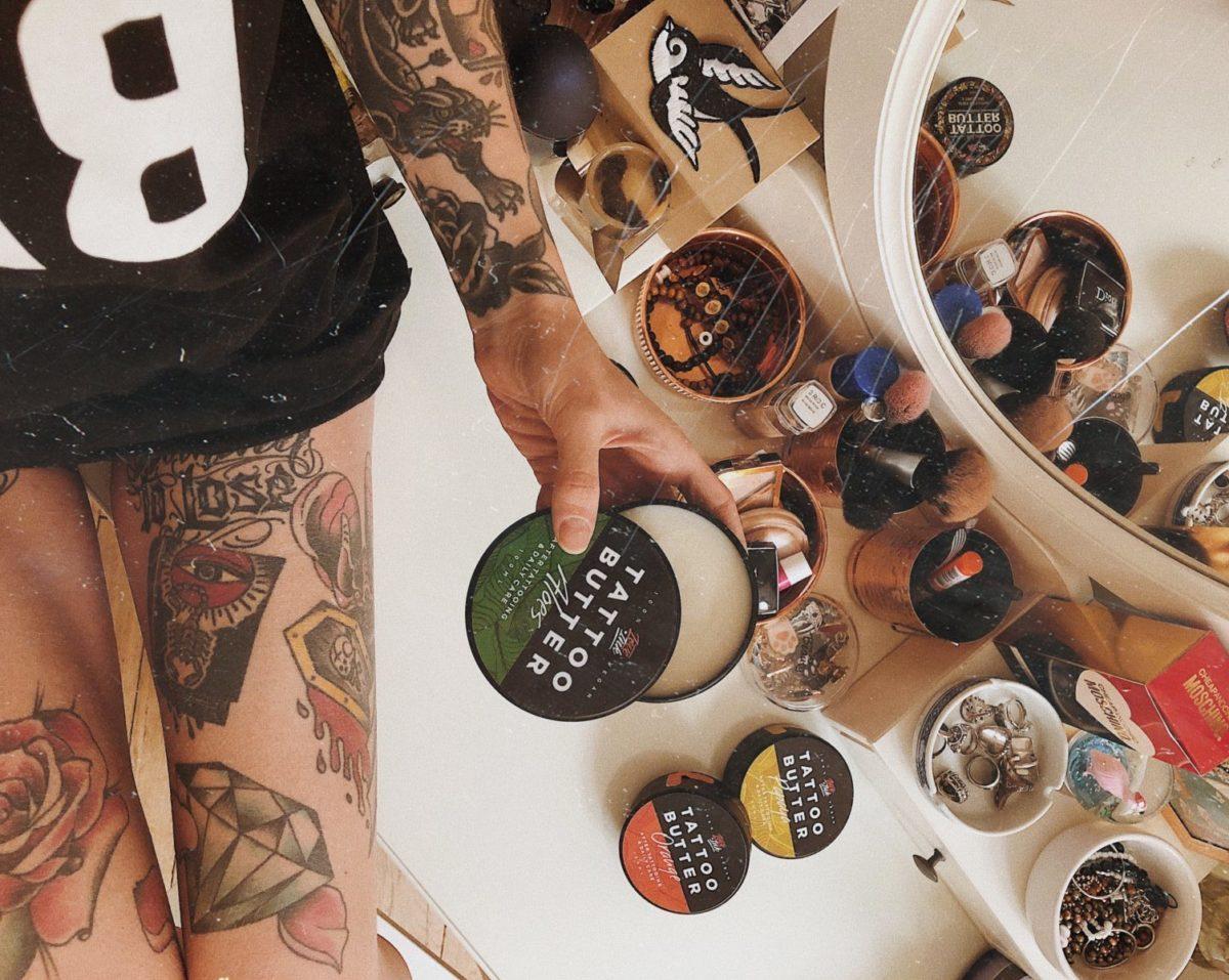 Jak Dbać O świeży Tatuaż Loveink