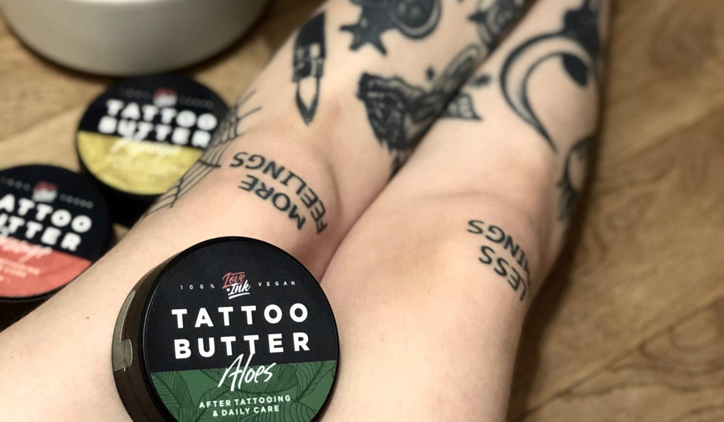 Dlaczego Warto Używać Naturalnych Kosmetyków Do Tatuażu